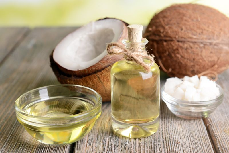 coconut oil Beauty