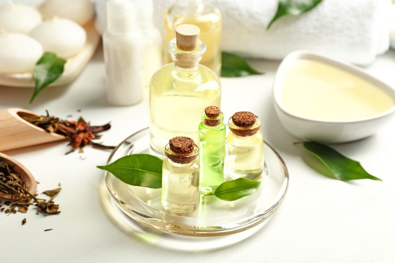 essential oils Beauty