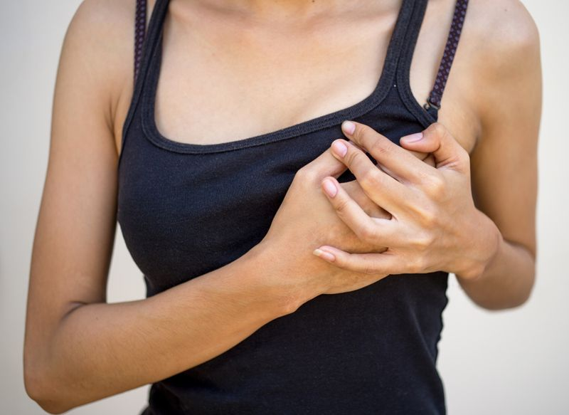 Iodine Can Help Relieve Breast Pain