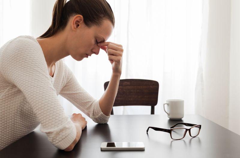 Short-term and long-term symptoms