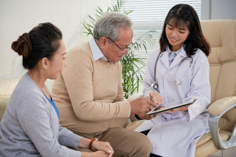 pyelogram therapy