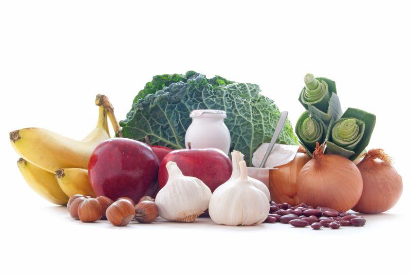 diet prebiotic foods