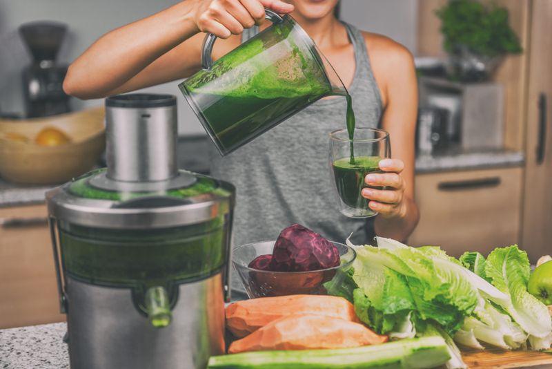 antioxidants chlorophyll