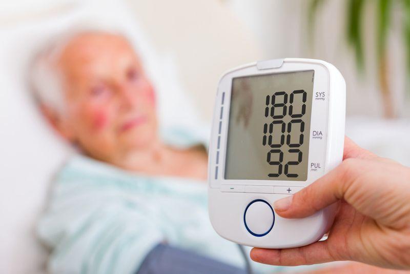 calcium blood pressure