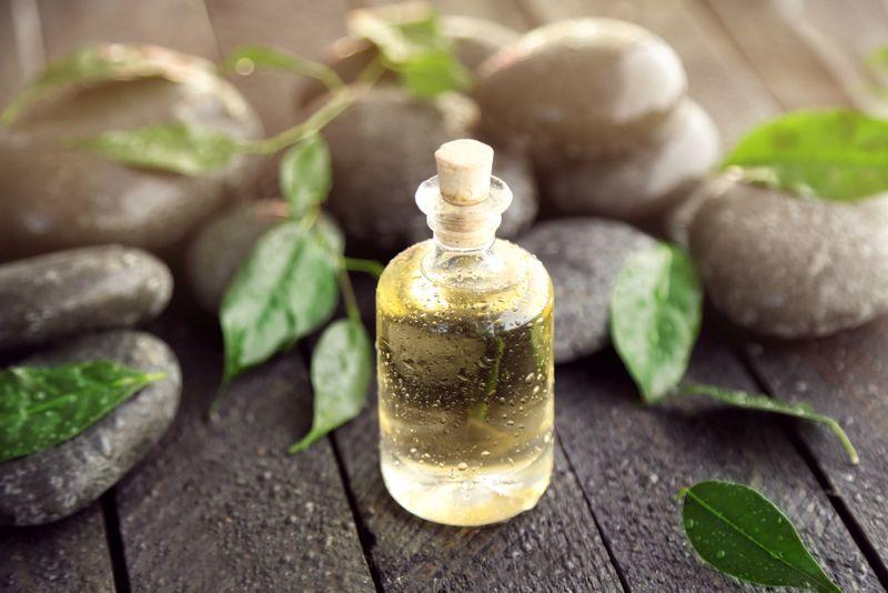 tea tree oil nasal polyps