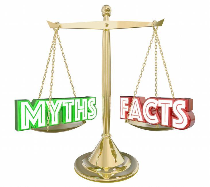 myths glycemic index