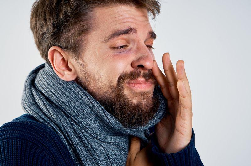 nasal polyps nose