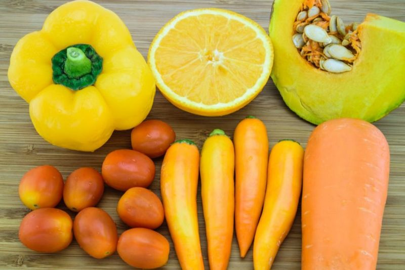 carotenoids vegetables