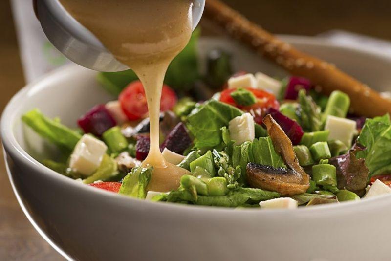 disaccharides salad