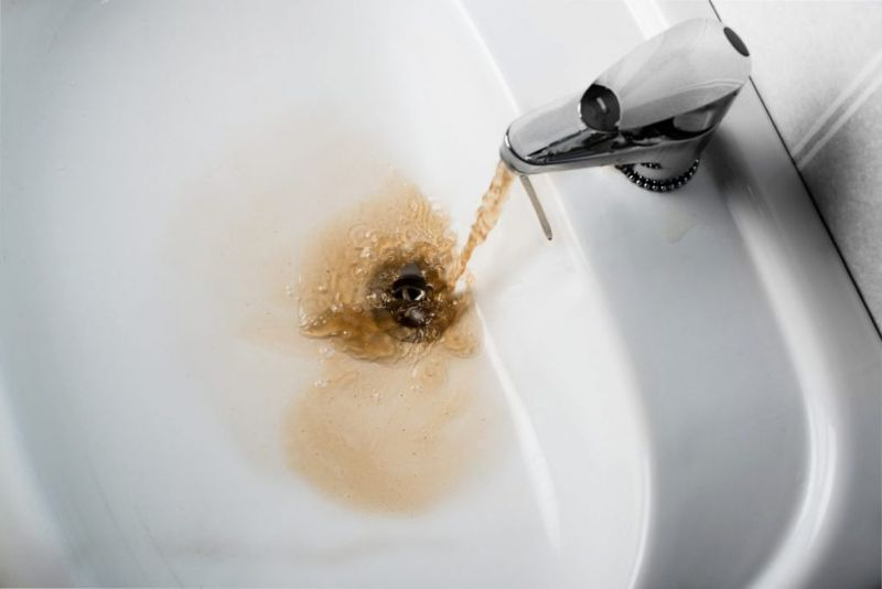 contaminated water and Acute Diarrhea
