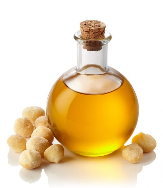 hair macadamia nuts