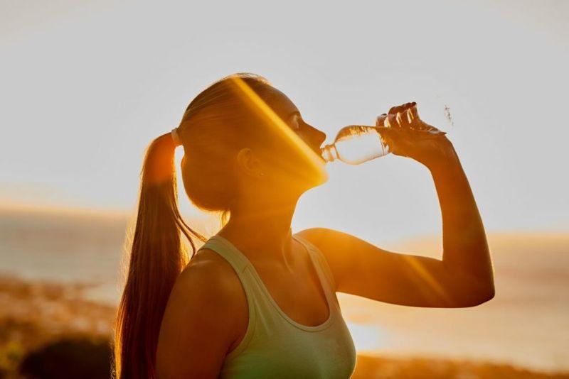 dehydration gout