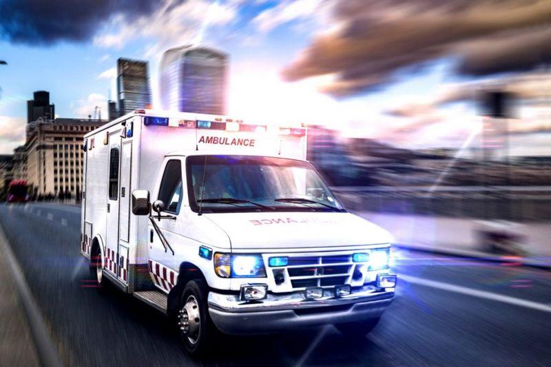 ambulance abasia is