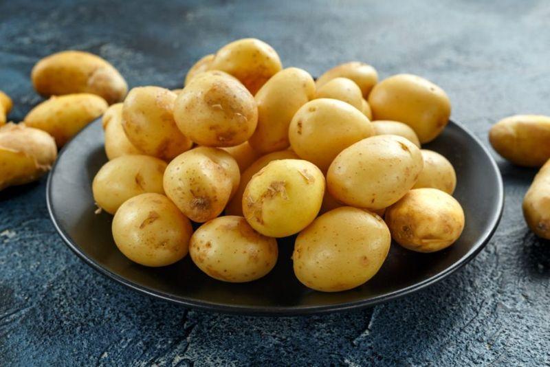 potatoes vs rutabaga