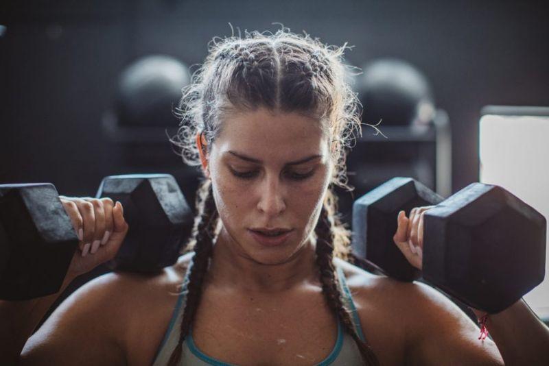 weights healthy bones