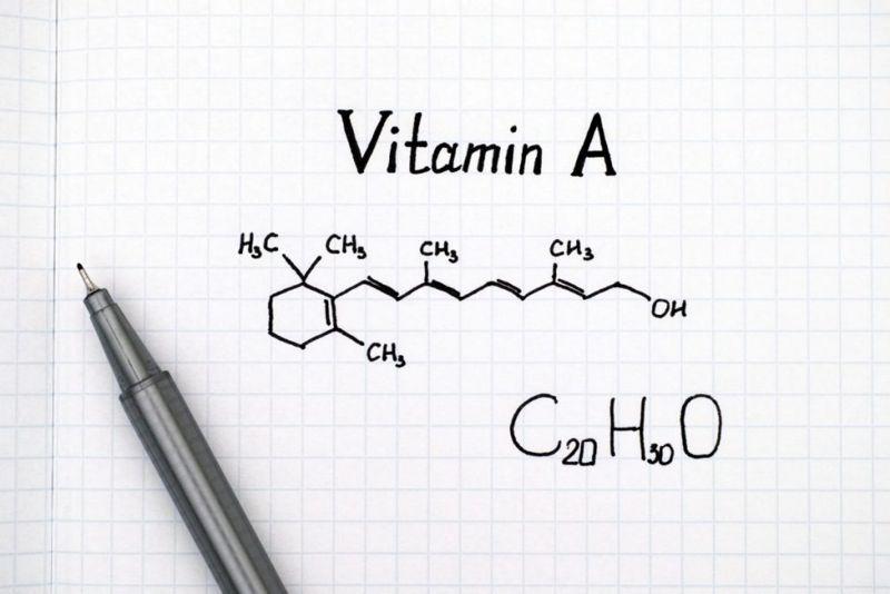 vitamin A carotenoids
