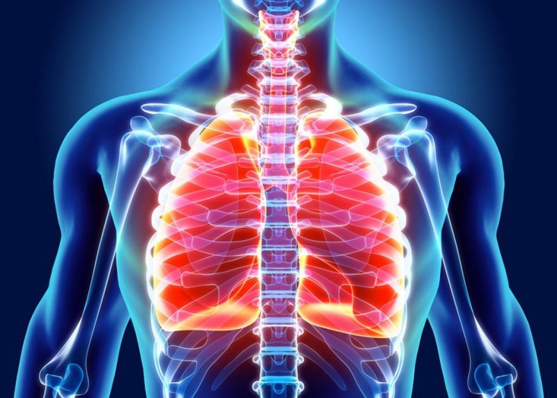 Chronic obstructive lung disease COLD