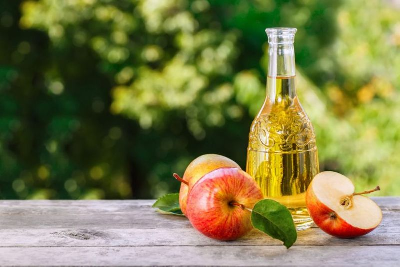 apple cider vinegar Shingles