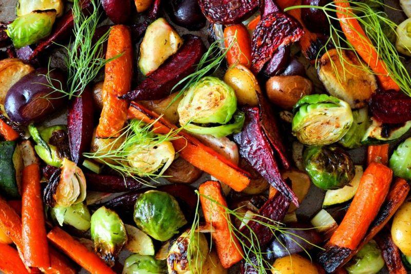 carrot Ornish diet