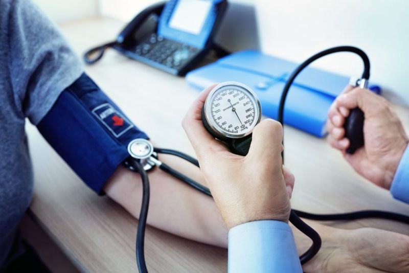 blood pressure and vision