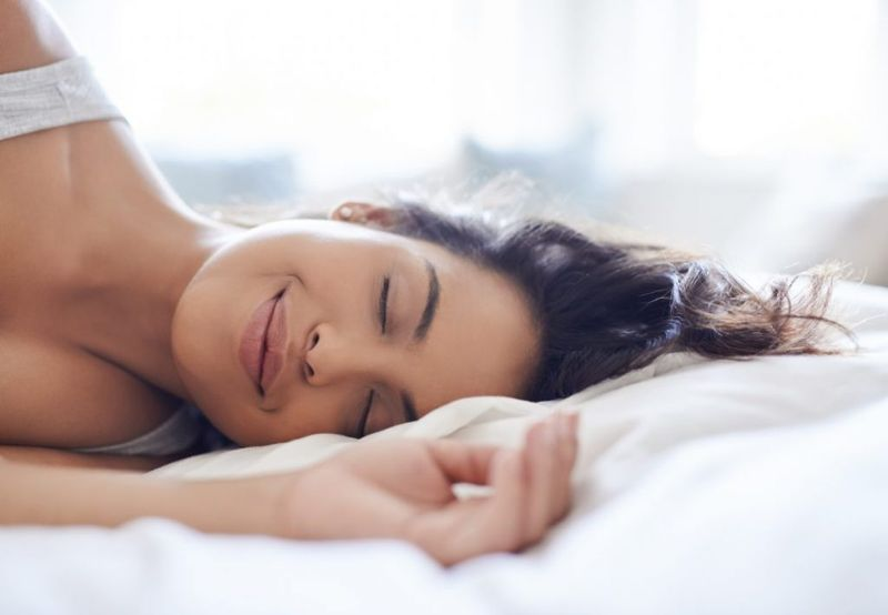 Importance of sleep for muscle health?