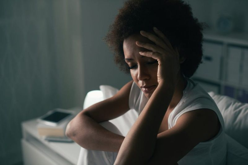 Physical Symptoms Difficulty Sleeping