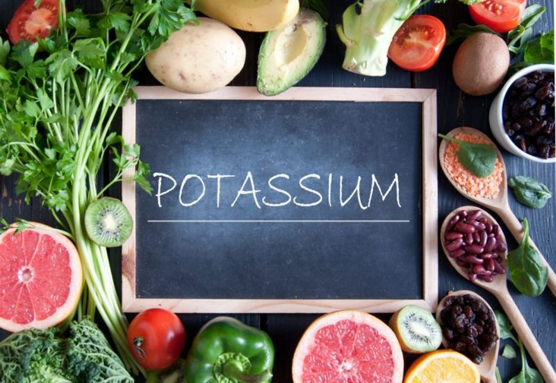 potassium rutabaga