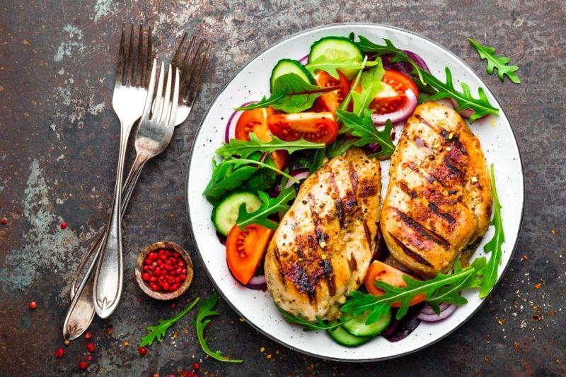 safe dieting low-calorie