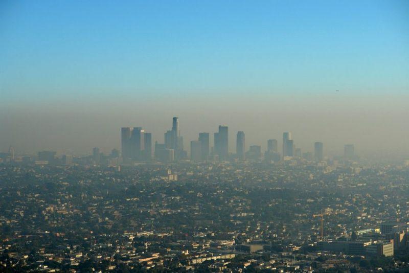 pollution chronic bronchitis