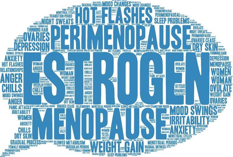 Ten Symptoms of Low Estrogen