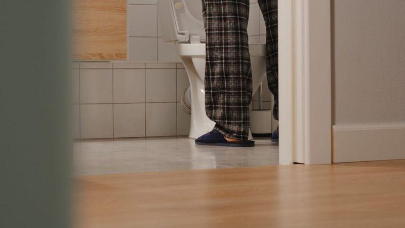 urinating problems