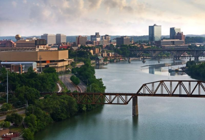 Knoxville states