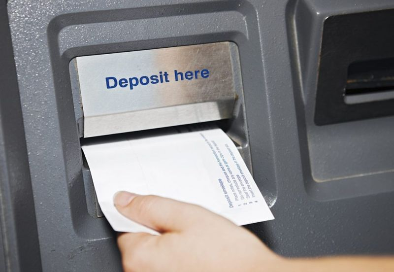cashing a money order