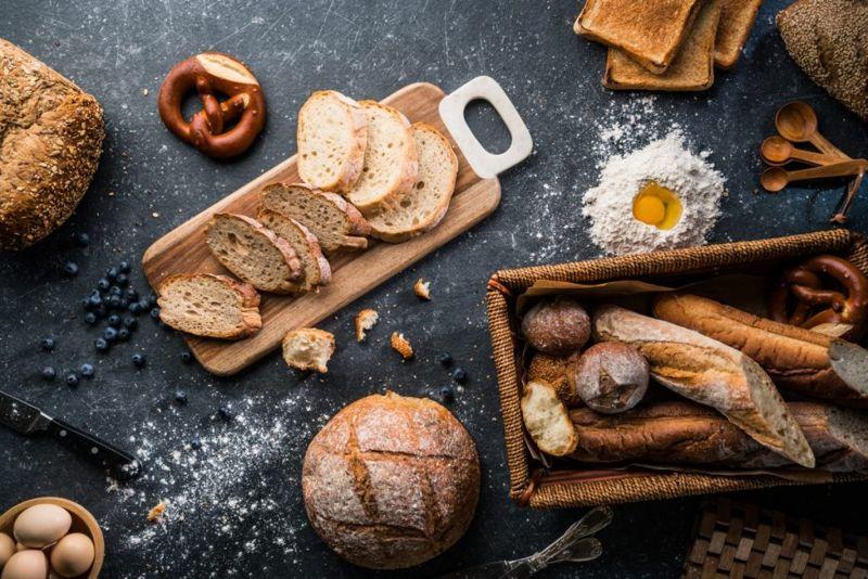 bread and pellagra