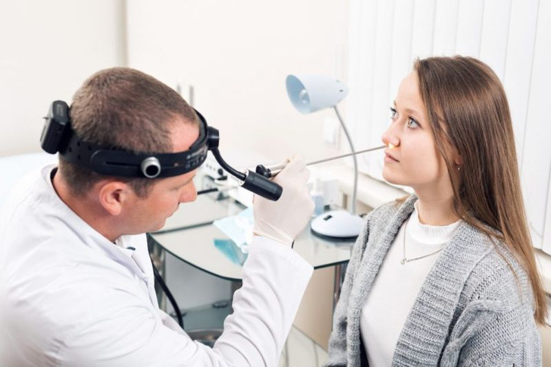 treating nosebleeds surgery