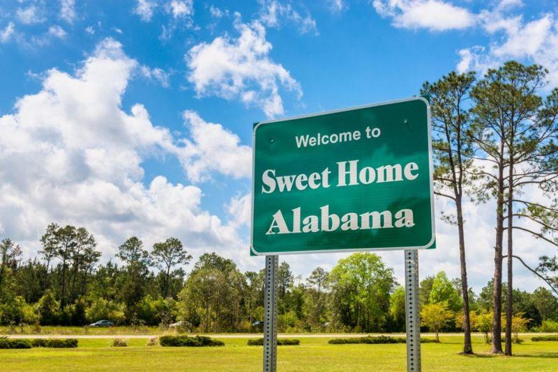 Retiring in Alabama