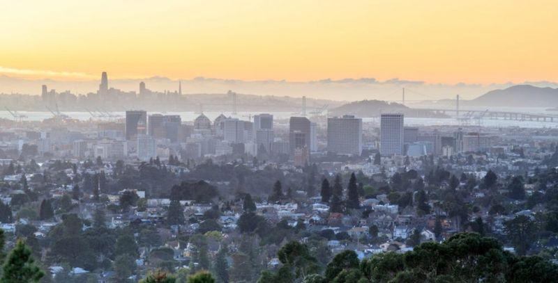 Oakland states