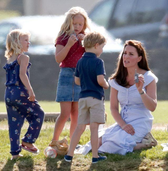 Kate Middleton children