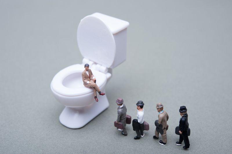 bathroom Benign Prostatic Hyperplasia