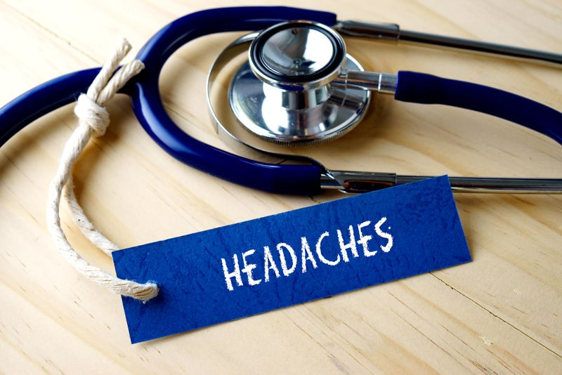 10 Causes and Treatments of a Tension Headache