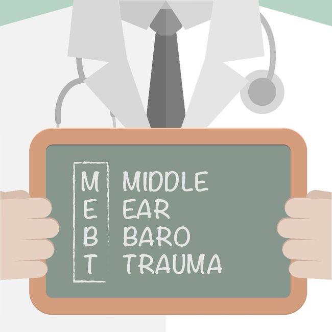 Symptoms, Causes, and Treatments of Ear Barotrauma