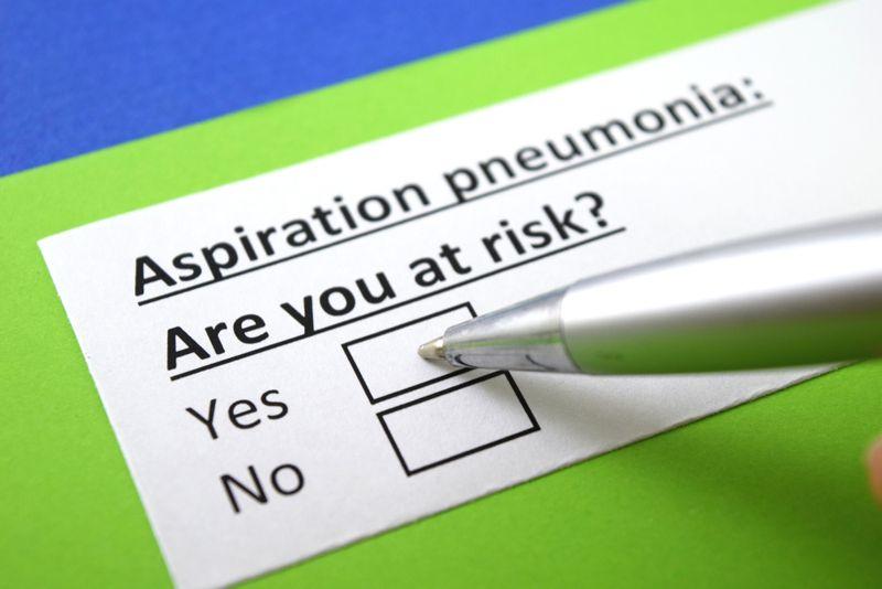 What is Aspiration Pneumonia?
