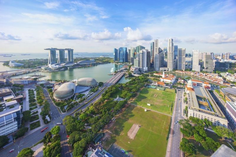 richest countries Singapore