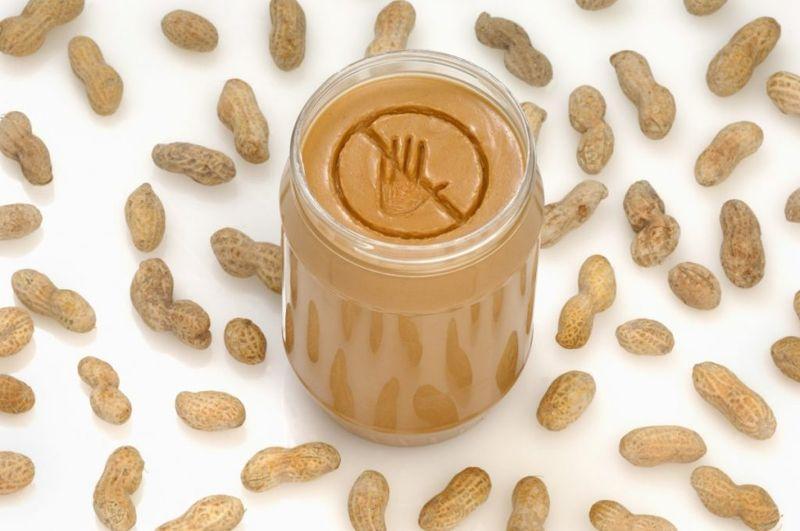 Food-allergies nut-allergies