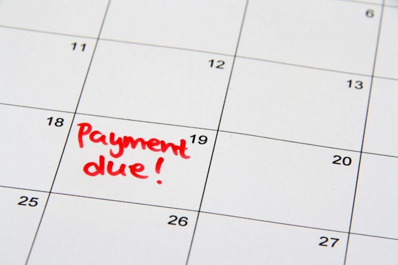 payments financing a used car