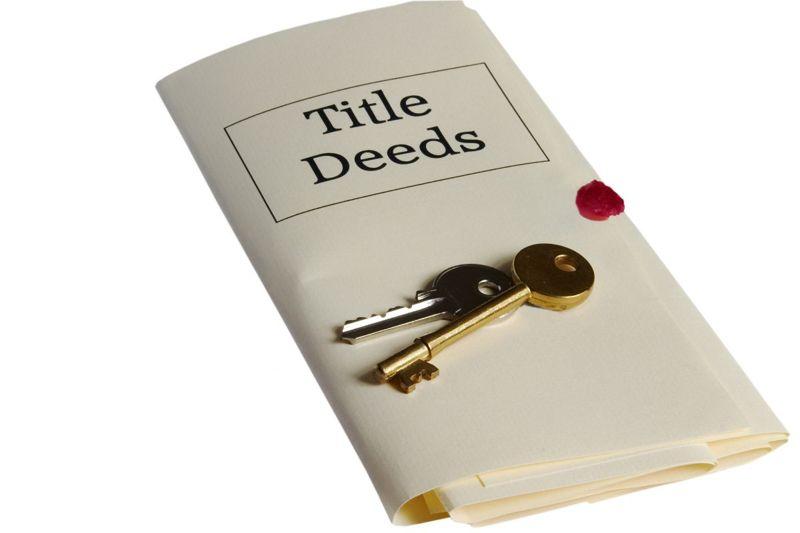 trust funds deeds