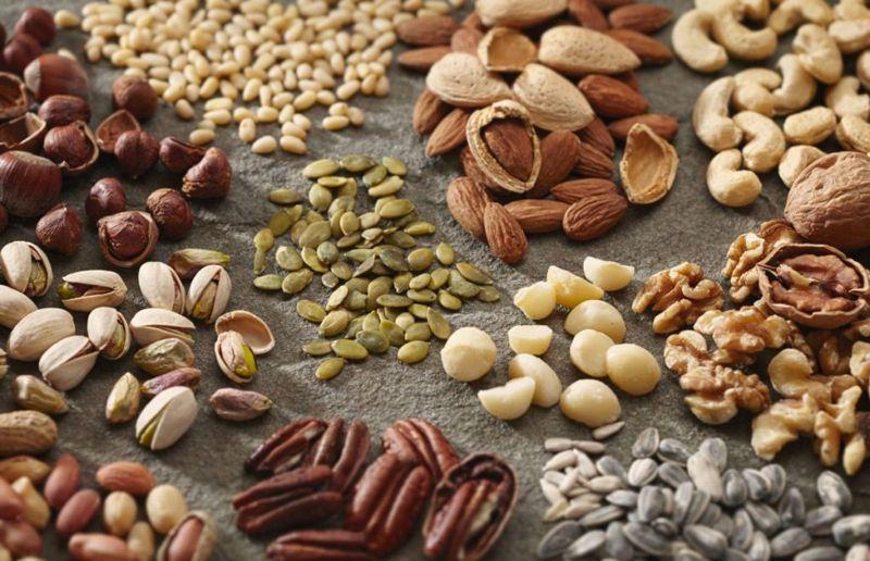 fatty acids seeds almonds walnuts