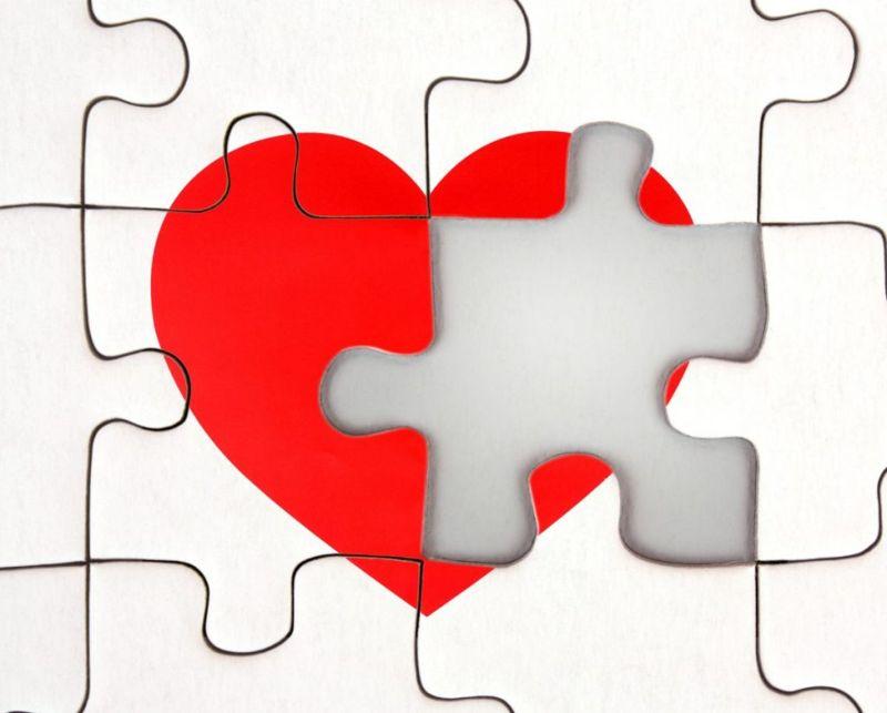 congenital types of heart disease