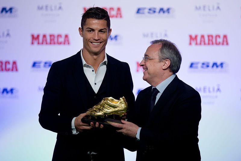 Cristiano Ronaldo highest paid athletes