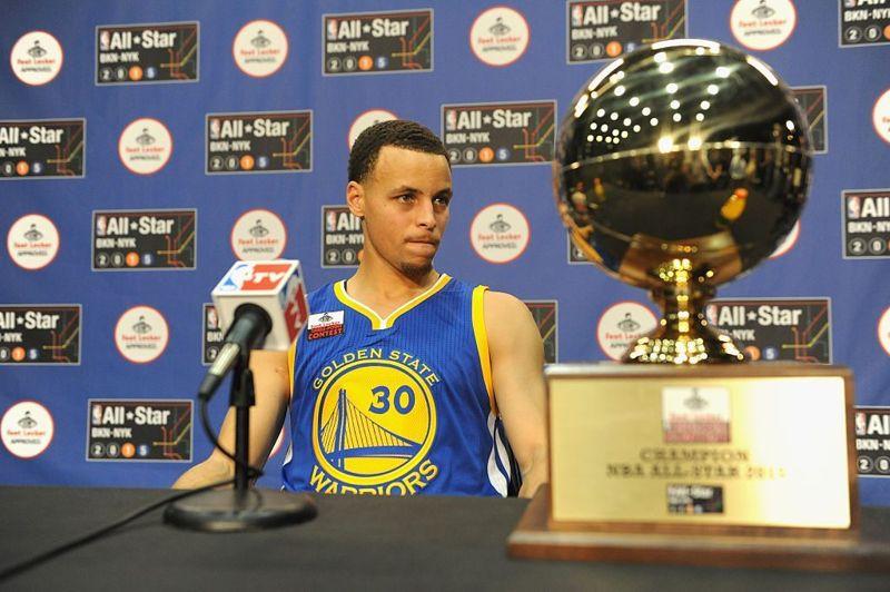 Stephen Curry NBA highest-paid